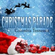 Columbia Christmas Parade in downtown Columbia Tennessee