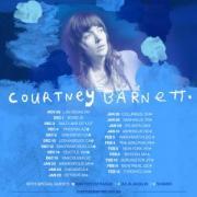 Courtney Barnett at the Ryman Auditorium in downtown Nashville Tennessee
