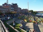 Downtown Nashville Riverfront Park