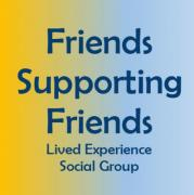 A chance for people with mental health issues to socialize with peers.