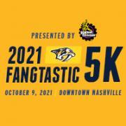 2021 Nashville Predators Fangtastic 5K