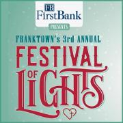 Franktown's Festival of Lights in Franklin Tennessee