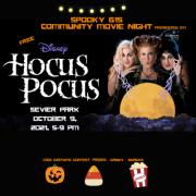 Spooky 615: Hocus Pocus in Sevier Park (Nashville)