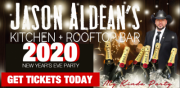 Jason Aldean's My Kinda Party New Year's Eve