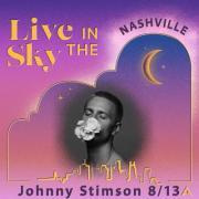 Johnny Stimson - Live in the Sky