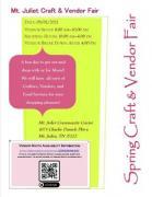 Mt. Juliet Craft & Vendor Fair - Spring Fling!