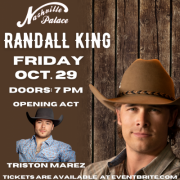 Randall King in Concert
