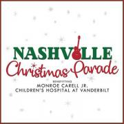Nashville Christmas Parade in downtown Nashville Tennessee