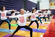 Play Like a Girl Yoga Club