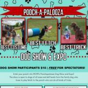 Poochapalooza dog show and expo