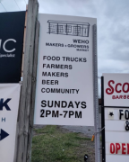 We-Ho Markers and Growers Market