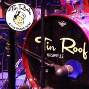 Live Music every night at Tin Roof Broadway in downtown Nashville TN