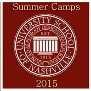 University School of Nashville (USN) Summer Camps