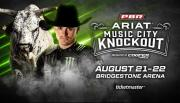PBR Ariat Music City Knockout