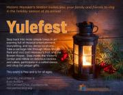 Annual Yulefest at Historic Mansker Station