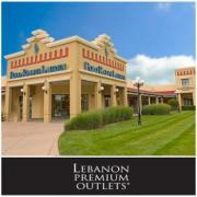 Lebanon Premium Outlets Mall