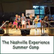 The Nashville Experience Summer Camp