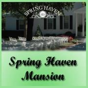 Spring Haven Mansion - Nashville Wedding Venue