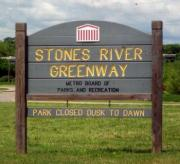 Nashville Greenway Trail - Stones River Greenway at Percy Priest Dam Trailhead
