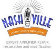Nashville Amplifier Repair