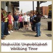Nashville Unpublished Walking Tour